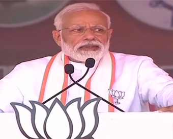 Congress accepts they did injustice: Modi