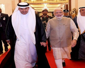 Modi launches RuPay card in UAE