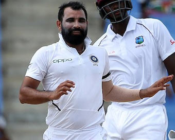 Arrest warrant for Shami, brother for domestic violence