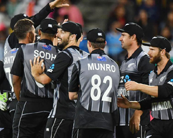 1st T20I: New Zealand hammer India by 80 runs