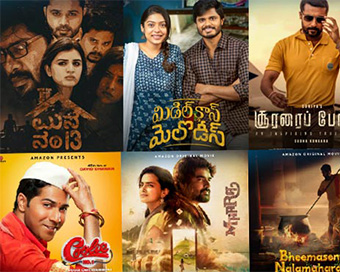 Coolie No. 1, Chhalaang, Durgavati among 9 new films set for OTT release