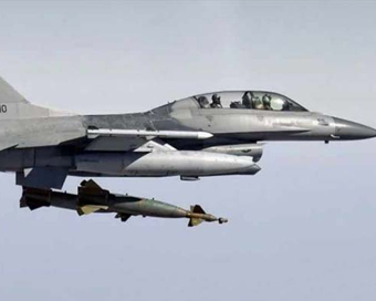 All Pakistan F-16s counted, none missing: US report