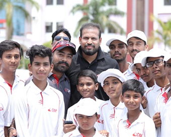 Cricket Academy of Pathans opens centre in Hyderabad