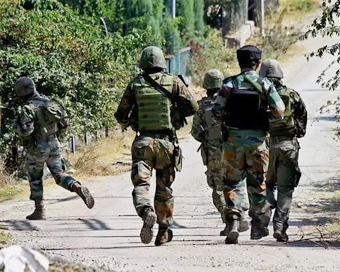 Jammu-Kashmir: Deserter SPOs among 4 militants killed in Pulwama