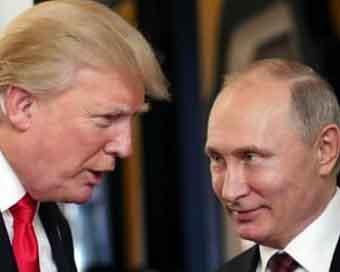 Russian President Putin calls Former US President Trump 'colourful individual'