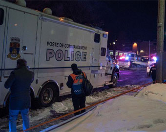 6 dead after gunmen opened fire in a Quebec City mosque