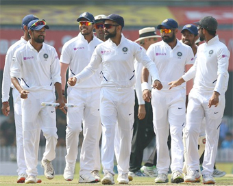 India thrash South Africa in Ranchi, clinch Test series 3-0