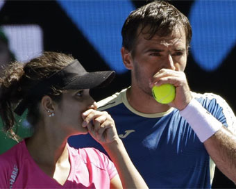 Sania-Dodig in Australian Open final
