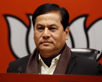 Two ministers inducted in Sonowal
