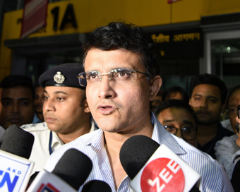 Would like Virat to focus on winning big tournaments: Ganguly