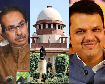 Breather to BJP-Ajit government, Supreme Court verdict on Tuesday