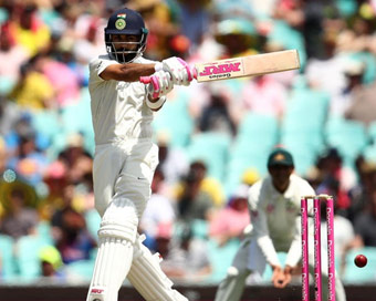 Sydney Test: Half-centuries by Agarwal, Pujara take India to 177/2
