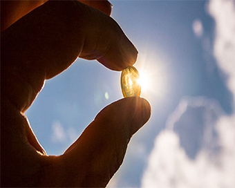 Vitamin D deficiency may increase Covid-19 risk: Study
