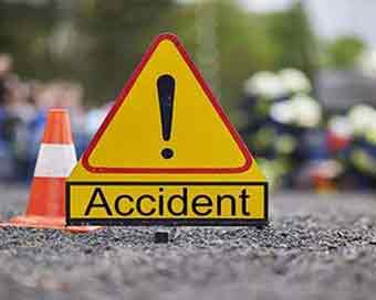 5 killed in UP accident