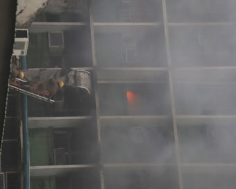 Major fire in AIIMS, Emergency wing closed