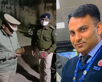 Indigo Airlines manager shot dead in Patna