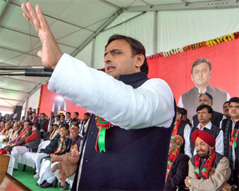 Campaigning for 1st phase of UP polls ends today evening