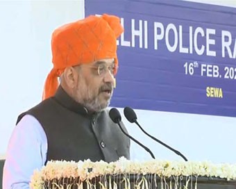 Respect police, they are not enemy: Shah