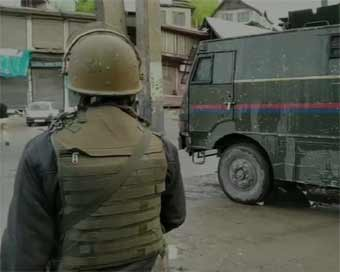 2 Hizbul Kashmiri militants killed in J&K