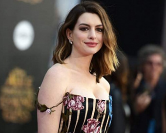 Anne Hathaway on returning to screen after a break
