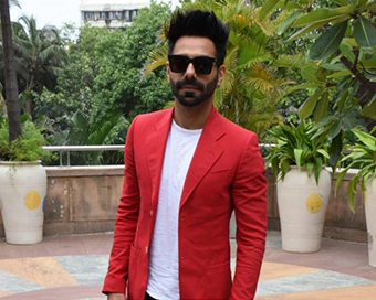 Aparshakti Khurana to play Bollywood superstar in debut OTT series