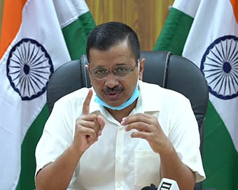Delhi in better situation as compared to June: Kejriwal