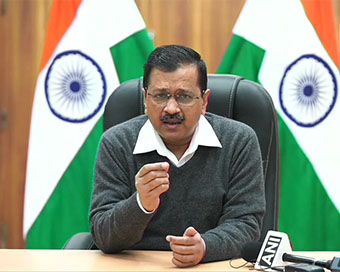 3rd Covid wave in Delhi brought under control : CM Kejriwal