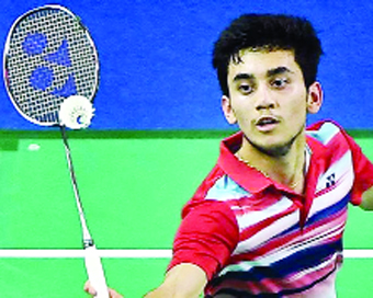 Lakshya Sen claims second straight Super 100 title