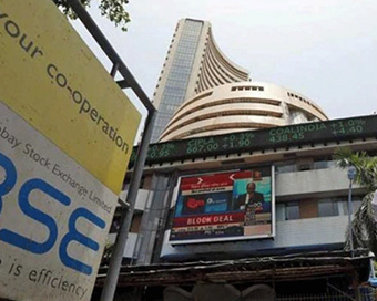 Nifty hits new high, Sensex up over 300 points