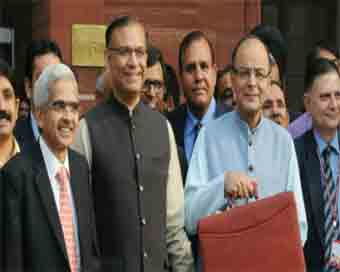 Profit booking, caution ahead of Union Budget subdue equities