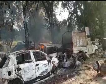 Four held for Bulandshahr violence, police mum on killers