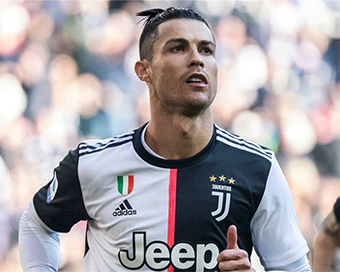 Ronaldo ends Serie A campaign as second-highest scorer