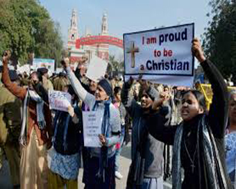 Christians attacked in MP over alleged conversion, 30 detained