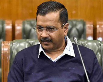 Delhi will feed 2 lakh people, four lakh by Saturday: Kejriwal