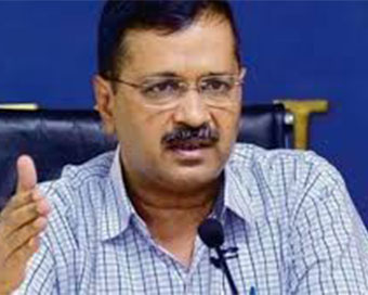 Kejriwal announces Rs 1 crore ex-gratia for medical staff if they die treating corona patient