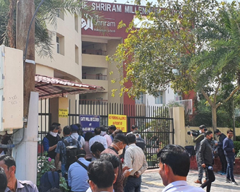Covid-19 scare: Upscale Noida society on high alert
