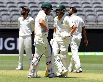 2nd Test: Australia 277/6 at stumps on Day 1