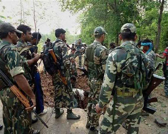 Maoists massacre 24 CRPF troopers in Chhattisgarh