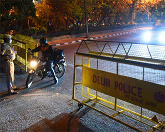 New Year: Night curfew in Delhi on December 31 and January 1 from 11pm to 6am