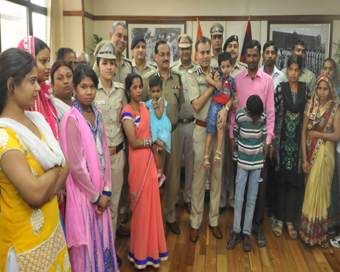 Three Delhi Police officials awarded for tracing 77 missing children