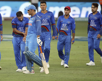 Asia Cup: Afghanistan pull off thrilling last-ball tie with India