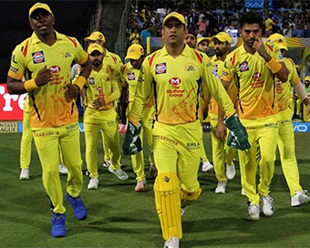 Dhoni & boys to get COVID-19 test done before assembling in Chennai: CSK