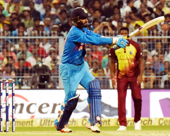 India spin out West Indies by five wickets