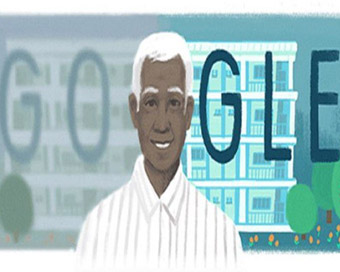 Google celebrates renowned opthalmologist Govindappa Venkataswamy