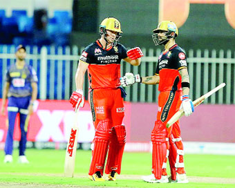 de Villiers stars as RCB thrash KKR in one-sided encounter