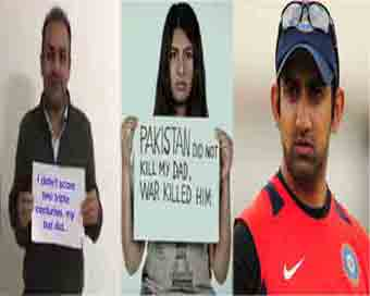Gambhir voices support for Gurmehar; Sehwag clarifies stance