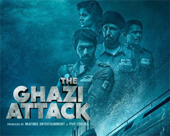 The Ghazi Attack trailer: The story of the unsung heroes