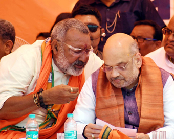 Shah asks Giriraj Singh to avoid unnecessary statements