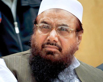 JuD chief placed under house arrest in Pakistan