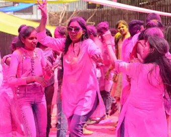 Holi celebrations at public places not allowed: DDMA